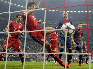 Presa din Spania: Bayern Munchen, precum... Steaua!