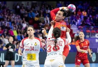 Presa din Spania, despre infrangerea cu Romania de la Campionatul European de handbal feminin