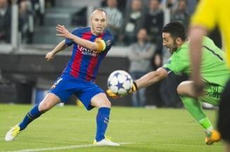 Presa din Spania, despre infrangerea suferita de FC Barcelona cu Juventus