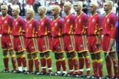 Presa engleza: Brazilia a copiat nationala Romaniei