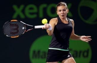 Presa engleza: Simona Halep, cea mai mare amenintare pentru Serena Williams