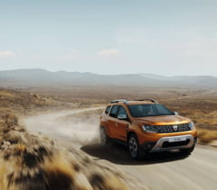 Presa engleza, despre Dacia Duster: Este grozava pentru oricine nu isi permite un Land Rover