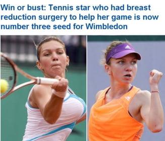 Presa engleza, din nou despre operatia Simonei Halep: Asa s-a pregatit pentru Wimbledon