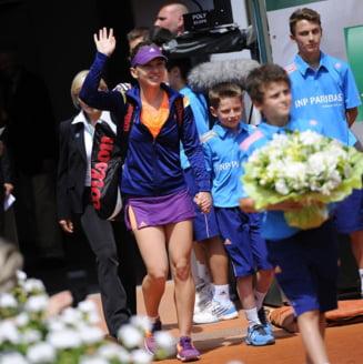 Presa engleza o ridica in slavi pe Simona Halep: Adevaratul star de la Roland Garros