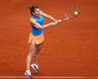 Presa engleza prezinta avantajele Simonei Halep in finala Roland Garros