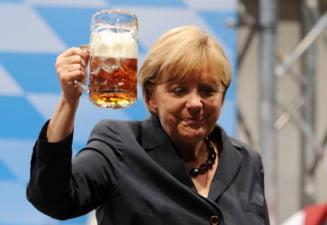 Presa externa, despre Iohannis si Merkel: Poate sa devina un aliat al cancelarului german