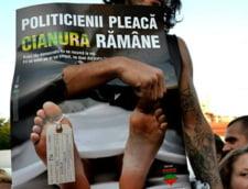 Presa externa, despre Rosia Montana: Proiect respins pe fondul protestelor din Bucuresti