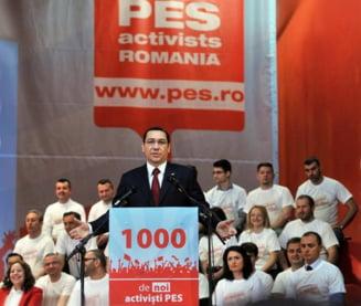 Presa externa, despre demisia lui Ponta in circumstante penale