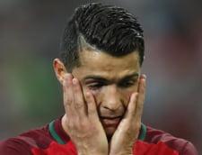 Presa externa il taxeaza dur pe Cristiano Ronaldo dupa meciul cu Polonia: Ratari oribile, doar o umbra