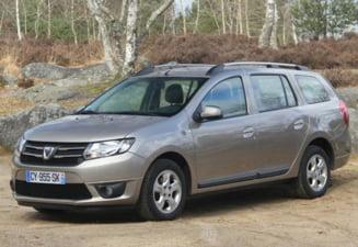 Presa franceza, despre Dacia Logan MCV: O masina pentru familiile modeste