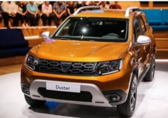 Presa germana, dupa ce a testat noul Duster: Parca ar fi Audi