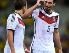 Presa germana, primele critici pentru Mannschaft
