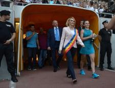 Presa internationala: Aplauze pentru Simona, huiduieli pentru primarul Bucurestiului
