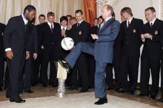 Presa internationala: Putin, presedinte la un club important din Europa
