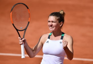 Presa internationala, despre calificarea Simonei Halep in finala de la Roland Garros