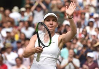 Presa internationala, despre calificarea Simonei Halep in finala de la Wimbledon