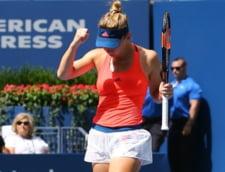Presa internationala, despre calificarea Simonei Halep in sferturile de la US Open