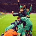 Presa internationala, despre calificarea extraordinara reusita de Tottenham in finala Ligii Campionilor