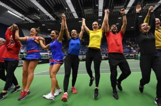 Presa internationala, despre calificarea magnifica a Romaniei in semifinalele Fed Cup