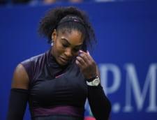 Presa internationala, despre eliminarea Serenei Williams de la US Open: Timpul nu sta in loc pentru nimeni