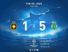 Presa internationala, despre eliminarea din Liga Campionilor suferita de FCSB