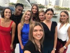 Presa internationala, despre grupa Simonei Halep de la Turneul Campioanelor si sansele romancei