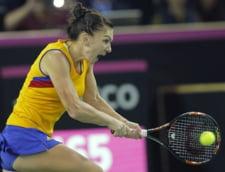 Presa internationala, despre infrangerea Simonei Halep cu Serena Williams