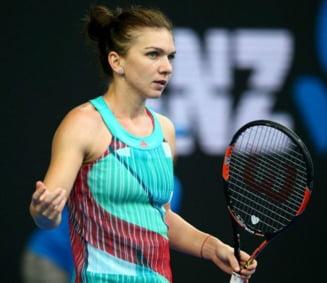 Presa internationala, despre infrangerea Simonei Halep de la Australian Open: Nimeni nu credea