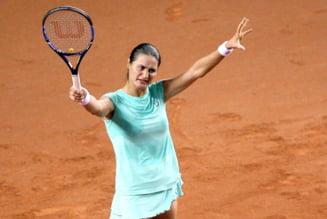 Presa internationala, despre infrangerea suferita de Sharapova in fata Monicai Niculescu