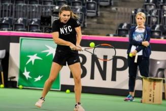 Presa internationala, despre noul contract semnat de Simona Halep: Romanca nu mai e 'orfana' circuitului WTA