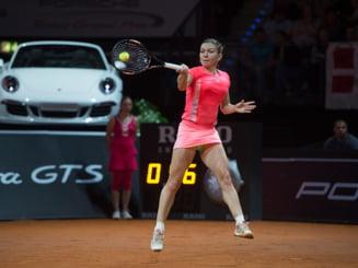 Presa internationala, despre semifinala pierduta de Simona Halep la Stuttgart