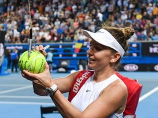 Presa internationala, despre succesul Simonei Halep de la Australian Open: Ce a remarcat WTA