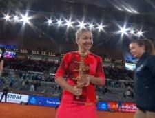 Presa internationala, despre titlul castigat de Simona Halep la Madrid: Pretendenta la Roland Garros