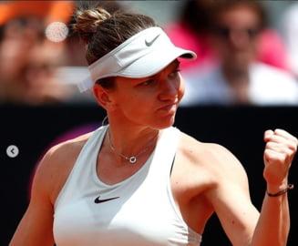 Presa internationala, despre victoria Simonei Halep si semifinala cu Maria Sharapova de la Roma