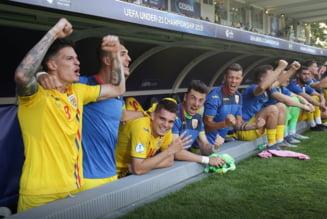 Presa internationala, despre victoria magnifica a Romaniei in fata Angliei la EURO U21