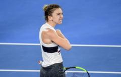 Presa internationala, despre victoria obtinuta de Simona Halep in fata lui Eugenie Bouchard la Dubai