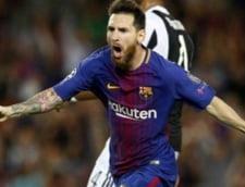 Presa internationala, despre victoria zdrobitoare a Barcelonei din meciul cu Juventus Torino