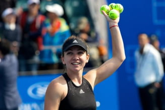 Presa internationala, uluita de Simona Halep