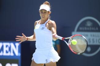 Presa internationala a analizat calificarea Mihaelei Buzarnescu in finala de la San Jose