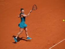 Presa internationala a analizat victoria Simonei Halep la Roland Garros