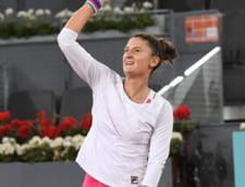 Presa internationala a scris pe larg despre victoria Irinei Begu in fata Jelenei Ostapenko la Madrid