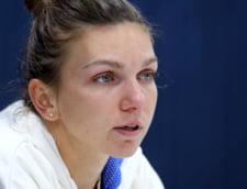 "Presa internationala comenteaza infrangerea drastica suferita de Simona Halep cu Caroline Wozniacki: ""Dezastruoasa!"""