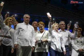 "Presa internationala scrie despre mitingul puterii in ""una dintre cele mai corupte tari din UE"""