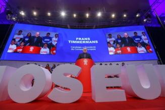 Presa olandeza: Frans Timmermans a fost hartuit in timpul vizitei in Ungaria
