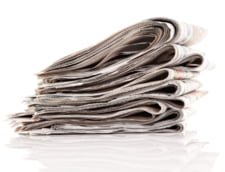 Presa scrisa, in colaps: Un tabloid se vinde de 10 ori mai bine ca un ziar quality