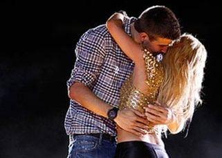 Presa spaniola: Pique o insala pe Shakira - vezi cu cine