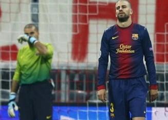 Presa spaniola, reactii dure dupa infrangerea Barcelonei