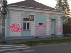 Presa straina scrie despre vandalizarea casei lui Elie Wiesel din Sighetu Marmatiei