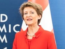 Presedinta Elvetiei ii invita la petrecerea sa de 60 de ani pe toti cei nascuti in aceeasi data si an cu ea