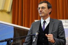 Presedintele Academiei Romane, Ioan Aurel Pop, cetatean de onoare al municipiului Cluj-Napoca